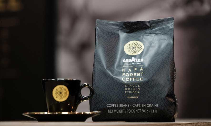 Café Lavazza Kafa