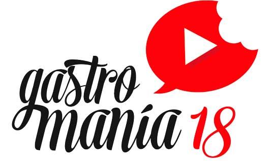 Logo de Gastromanía 2018