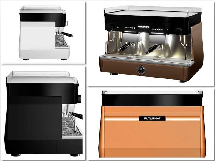 La nueva máquina de café Futurmat