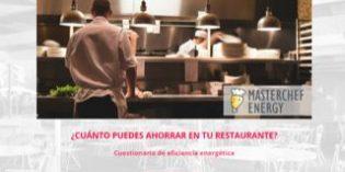 MasterChef Energy: conoce el gasto energético de tu restaurante (y cuánto puedes ahorrar)