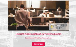 profesionalhoreca Masterchef energy
