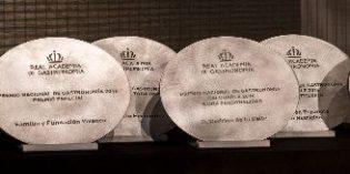 ¿Quiénes son los nominados este año a los Premios Nacionales de Gastronomía?