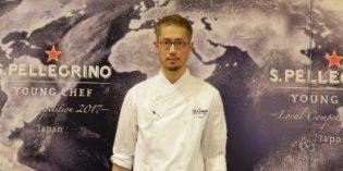 El japonés Yasuhiro Fujio, elegido como S.Pellegrino Young Chef 2018