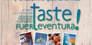 Segundo encuentro gastronómico Taste Fuerteventura