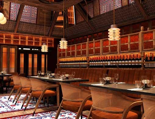 El hotel contará con un restaurante de autor, que estarádirigido porMartín Berasategui