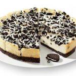 Cookies & Cream Cheesecake Supreme, una de las tartas estrella de Erlenbacher
