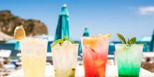 Vasos y copas irrompibles para playas y piscinas