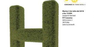 Jornada Re Think Hotel Tenerife sobre rehabilitación sostenible hotelera