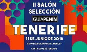 Logo del Salón selección Guía Peñín de Tenerife