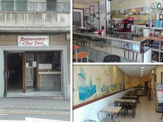 Se traspasa bar.restaurante en Barcelona