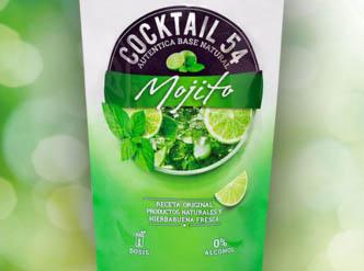 Envase de Cocktail 54