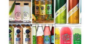 Saludables, orgánicas, bajas en calorías: 6 bebidas refrescantes de nueva generación