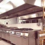 Las instalaciones de la nueva cocina central de Compass Group en Tenerife