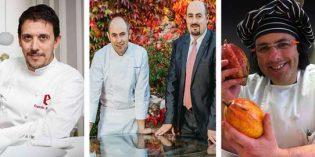 Grandes chefs riojanos en la III Cata del Barrio de La Estación
