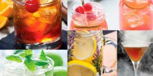 El té, ingrediente rey en los nuevos cócteles saludables