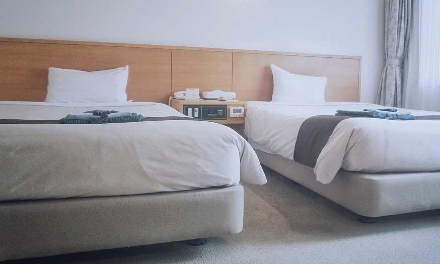 profesionalhoreca, habitación de hotel