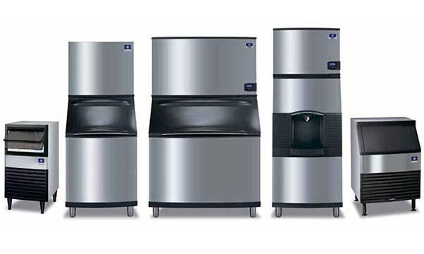 Máquinas de hielo Manitowoc