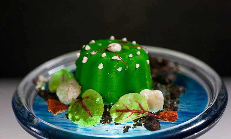 Bonito Cactus!!!, el Pintxo de Oro, ganador de la Semana del Pintxo de Alava