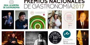 Albert Adrià, Mejor jefe de cocina; Juan Manuel del Rey, Mejor director de sala… el palmarés de los Premios Nacionales de Gastronomía 2017