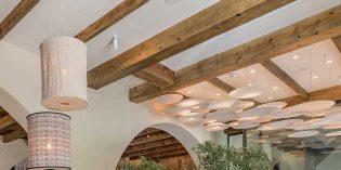 La importancia del confort acústico en el restaurante: soluciones Sto en Lux y La Sabina