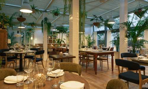 The Greenhouse, el nuevo restaurante del hotel Pulitzer de Barcelona