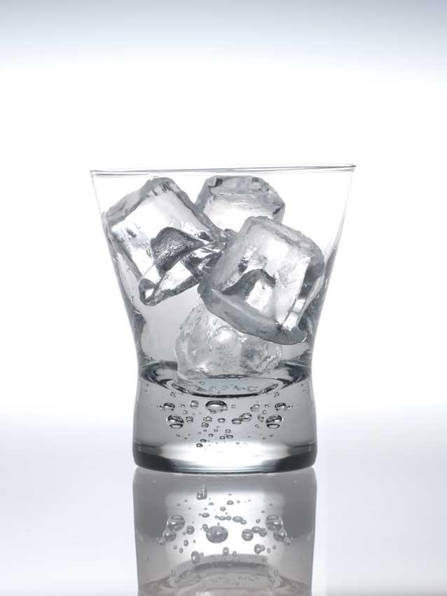 Cubitos de hielo de calidad
