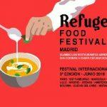 Madrid vuelve a abrir sus cocinas al Refugee Food Festival