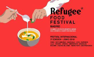 profesionalhoreca Refugee Food Festival