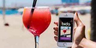 La app Bida, en más de 50 de los bares mejor valorados de Barcelona