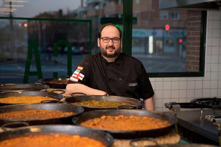 Carlos Ripoll, fundador de Carlos Arroces - ProfesionalHoreca