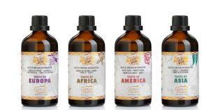 Arbequina & World, aceites infusionados con especias de Castillo de Canena