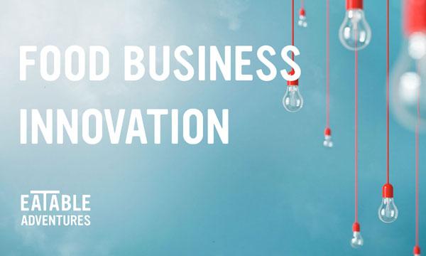 Cartel de Food Business Information