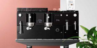 Vision, la máquina de café que destaca por su diseño y sostenibilidad