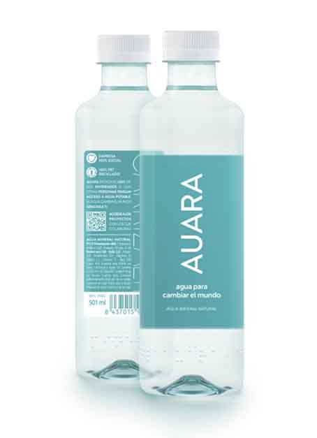 Agua mineral Auara