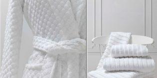 De textiles hechos con plásticos reciclados a toallas con rizo en dos alturas: las novedades de Vayoil en Equip Hotel