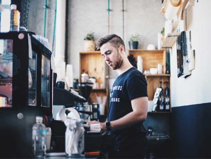 Profesionalhoreca, barista