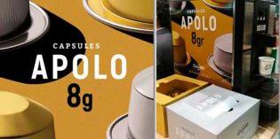 Cafés Cornellá: primera cápsula de 8 gramos para profesionales