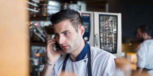 Pregunta a un cocinero experto: el servicio ChefLine de Rational
