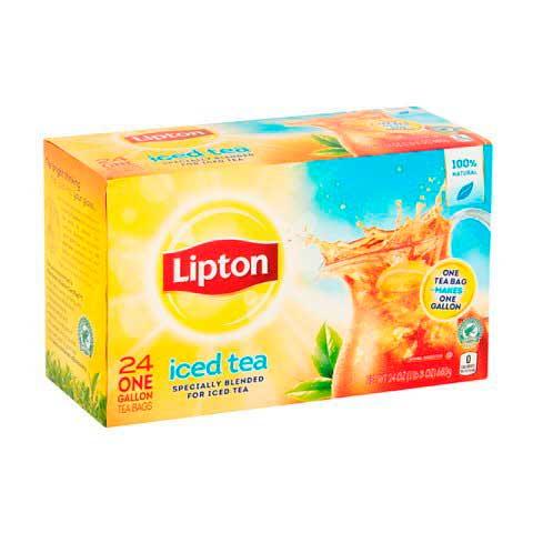 Té frío Lipton
