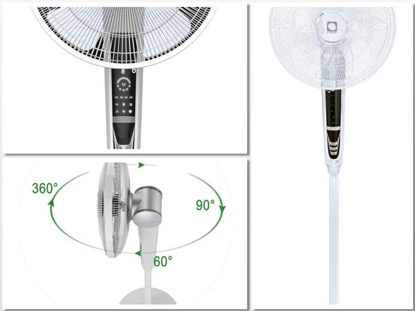 Ventilador V361 de M Confort