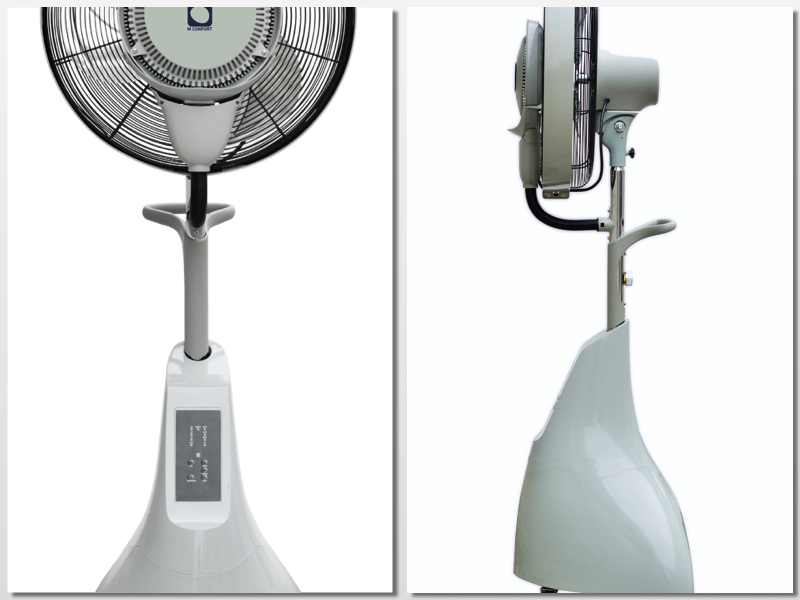 Ventilador nebulizador portátil MF 60 de M Confort