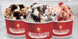 La marca de heladerías Cold Stone Creamery llega a España de la mano de Comess Group