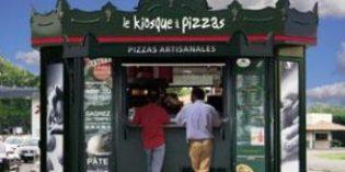 El primer Le Kiosque à Pizzas en España, inaugurado en Madrid