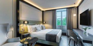 Así es el nuevo hotel Room Mate Gorka, en San Sebastián