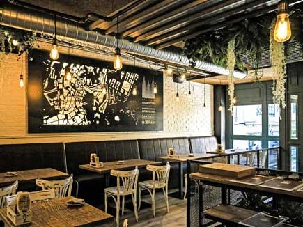 Local de La Pepita Burger Bar en Santiago
