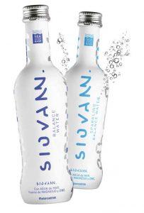 Bebida refrescante a base de agia de mar Siovann - Profesional Horeca