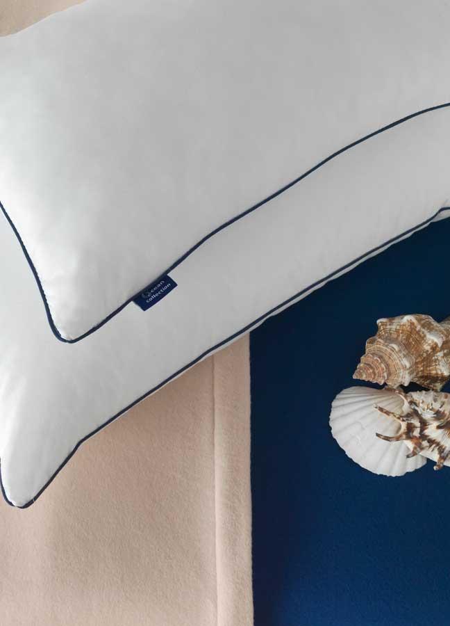 Funda de almohada y manta de la línea Ocean de Vayoil Textil - Profesional Horeca