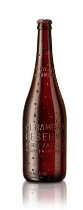Cerveza AlhambraReserva Roja - Profesional Horeca