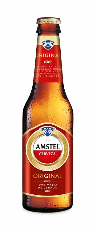 Cerveza Amstel Original - Profesional Horeca