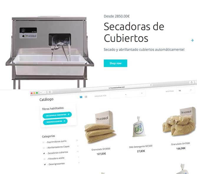 Tienda on-line de Frucosol - Profesional Horeca